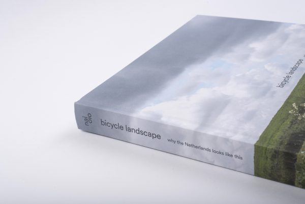 book bicycle landscape